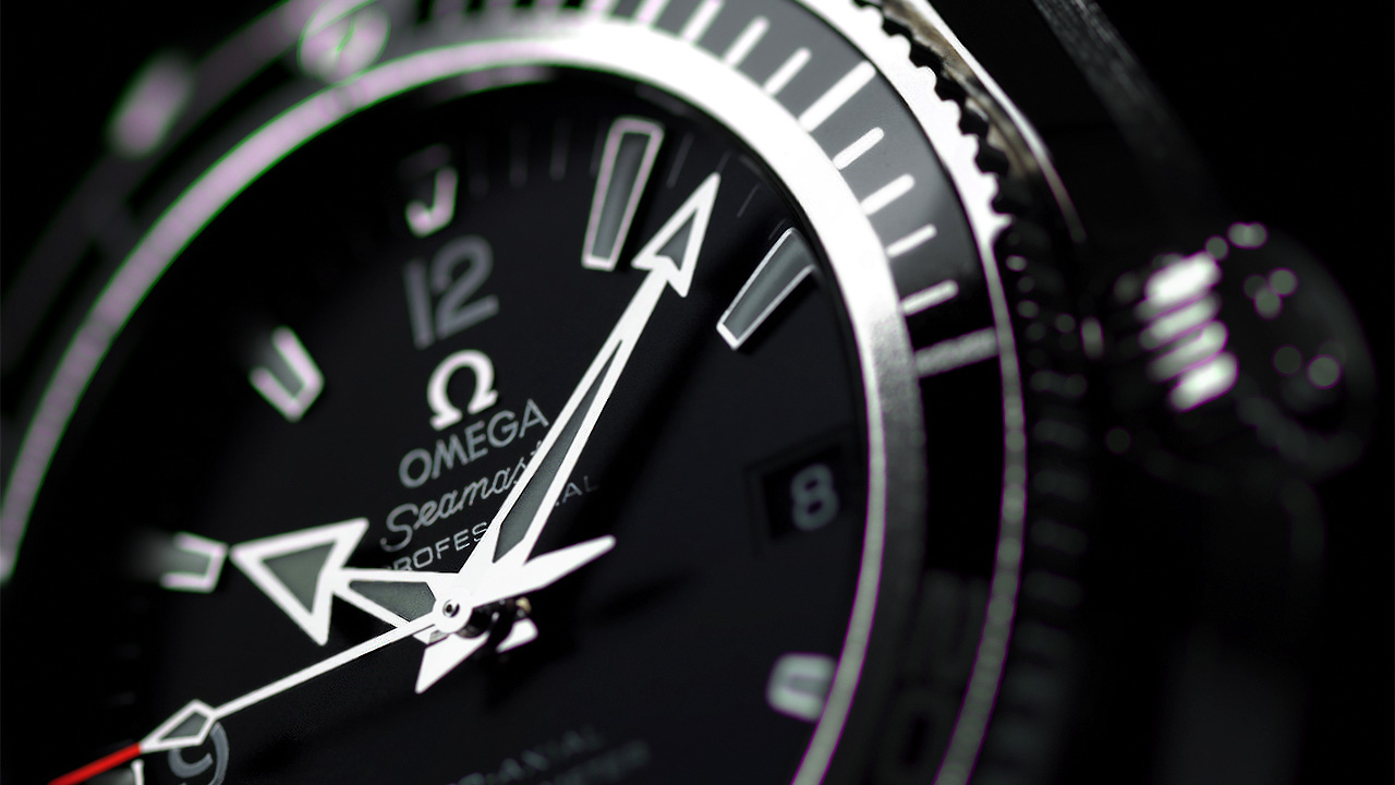 DOF PRO Achromatic Aberration Watch