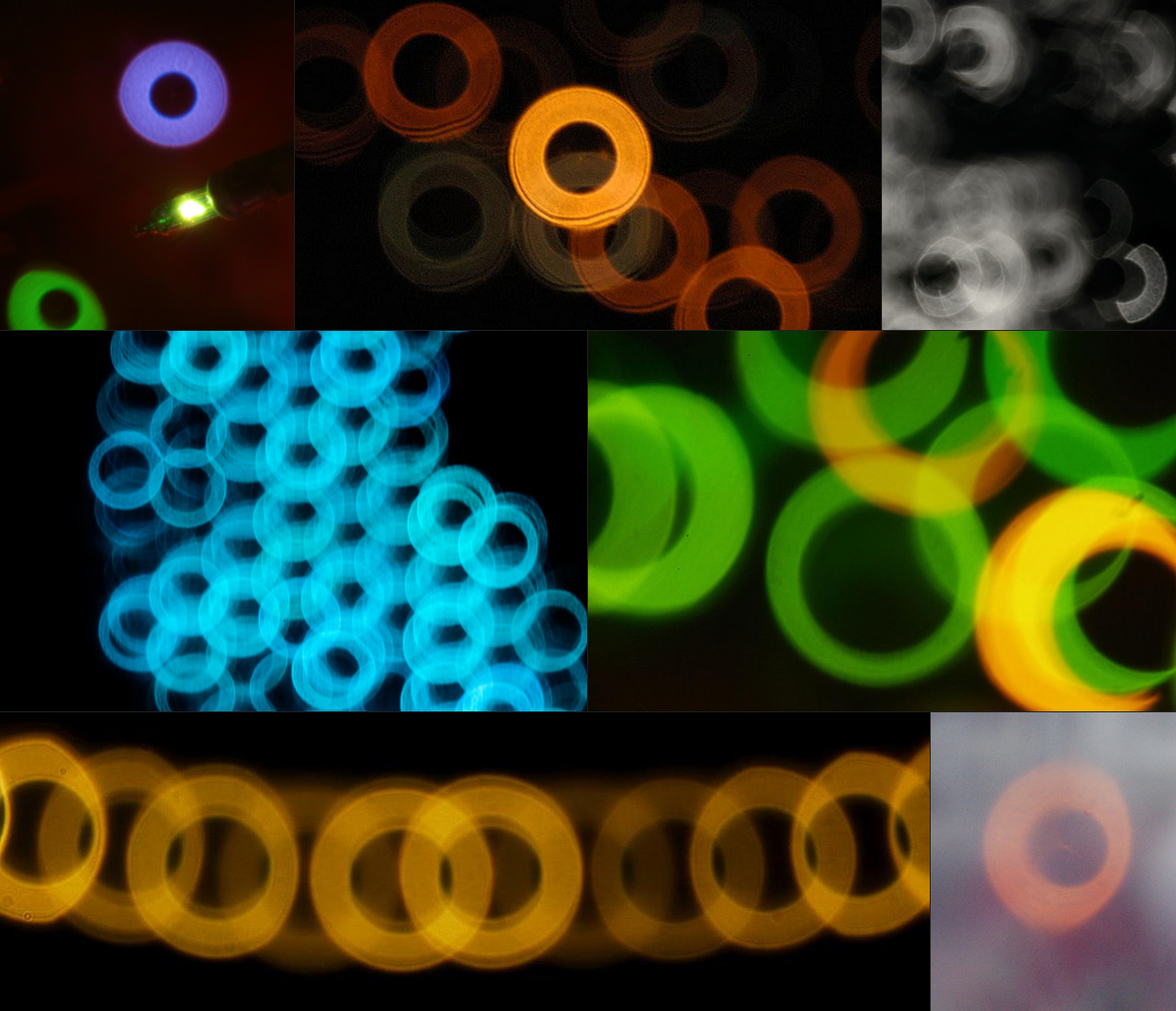DOF PRO Real-world Catadioptric Bokeh Examples