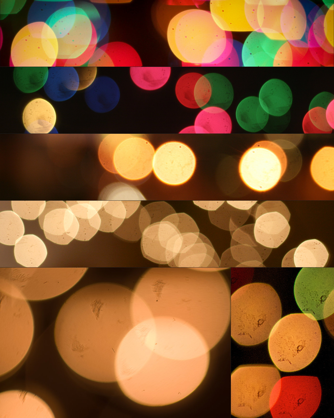 DOF PRO Real-world Dirty Bokeh Examples