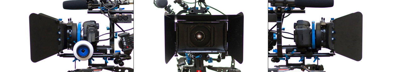DOF PRO Real-world Matte Box Device