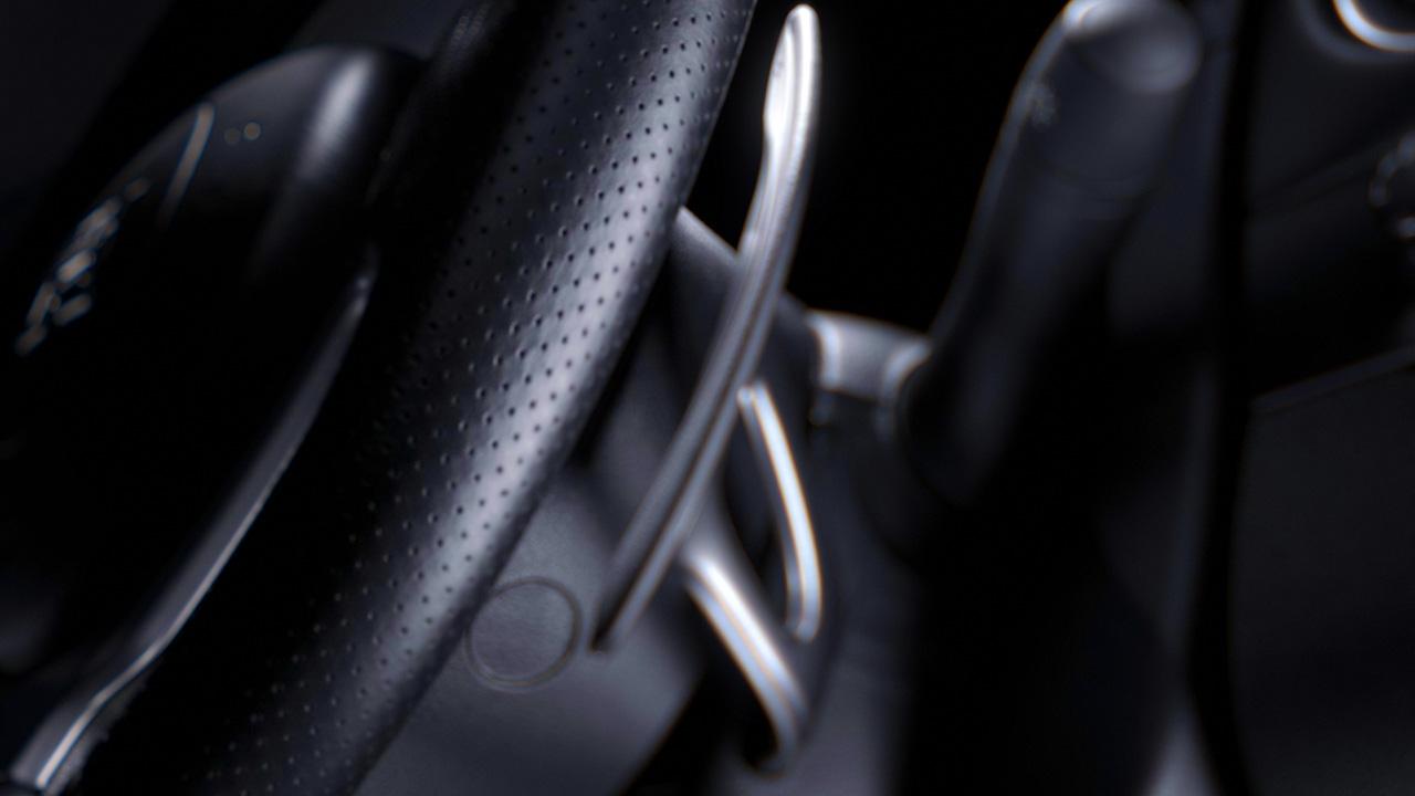 DOF PRO Steering Wheel