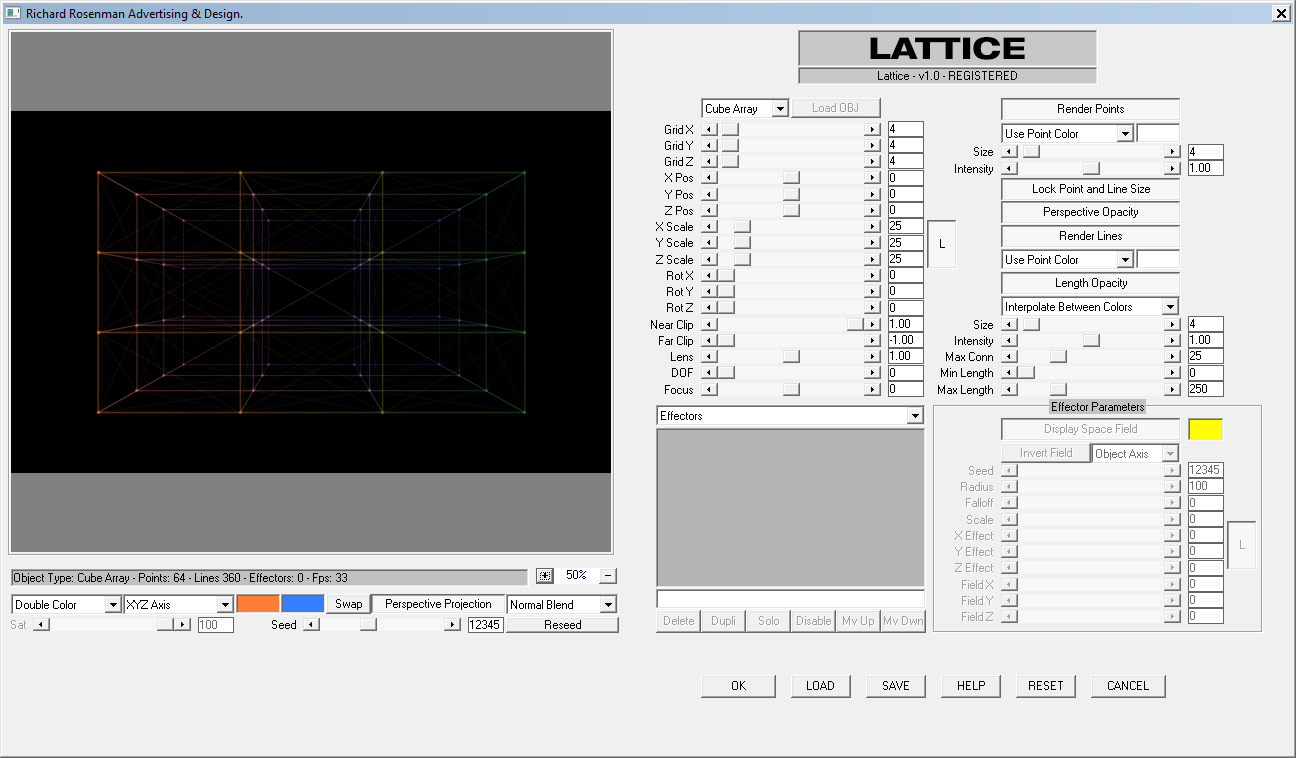 Lattice Interface